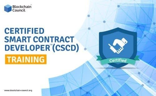Certified Smart Contract Developer Training