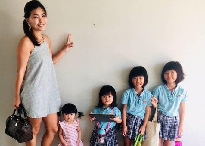 Jessy Ng - My Parenting Journey - JessyNg