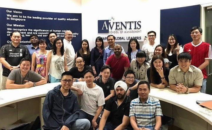 Aventis School Of Management