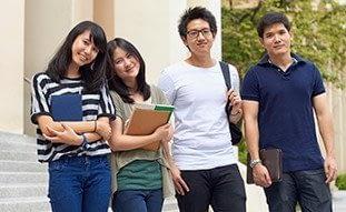 Camford students