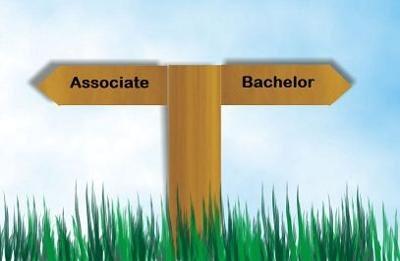 Associate Or Bachelor