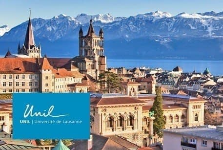 University of Lausanne - UNIL Master Scholarships