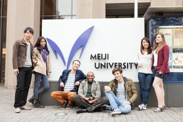 Meiji internationalstudents - Meiji University