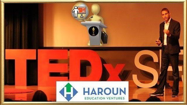 Chris Haroun - Public Speaking Course