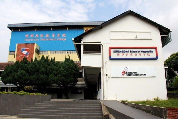 Dimension International College Bukit Timah Campus