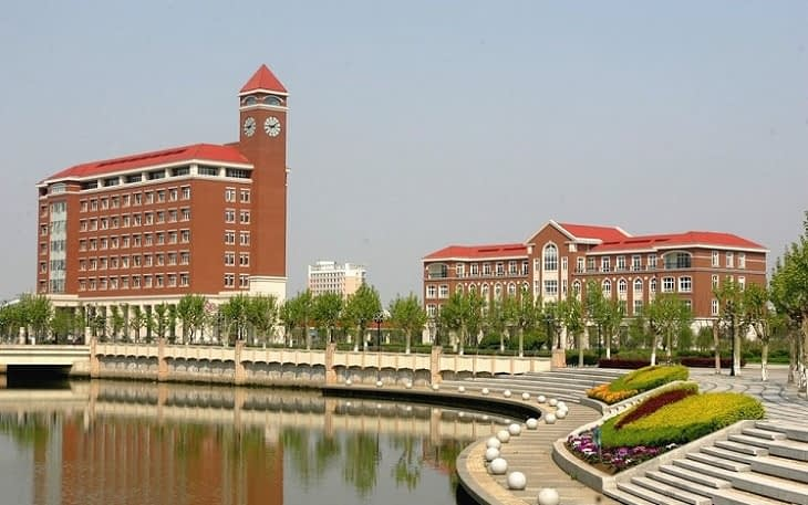 Shanghai Jiao Tong University buildings