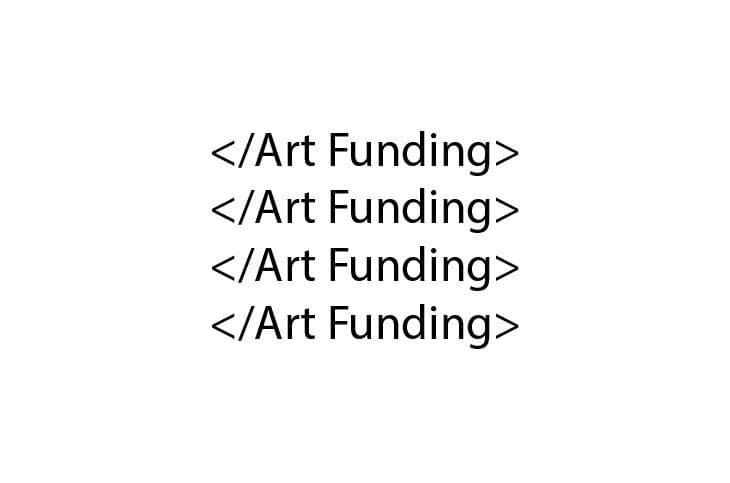 artfunding 730x483 - Art Funding and What Now?