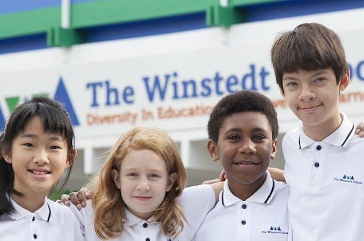 Winstedt students