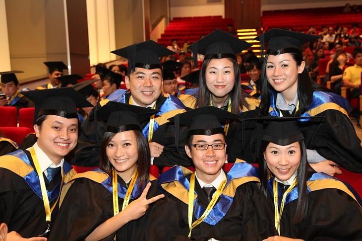 Auston graduates