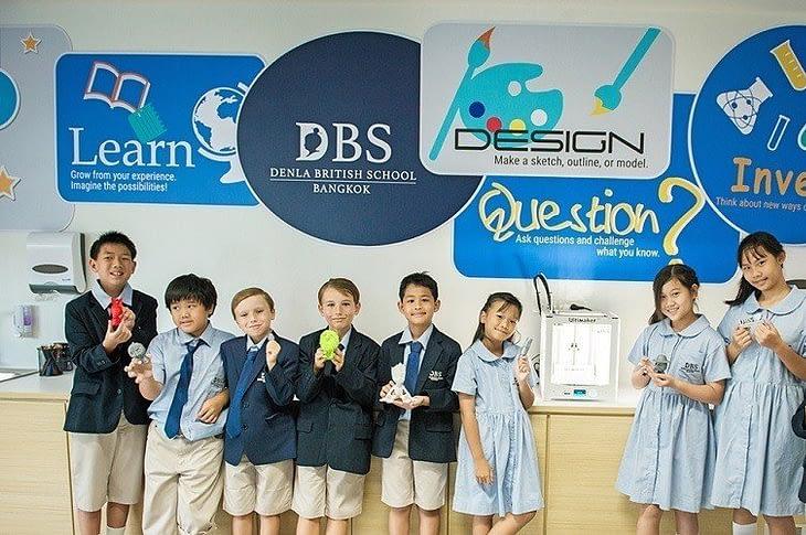Denla British School