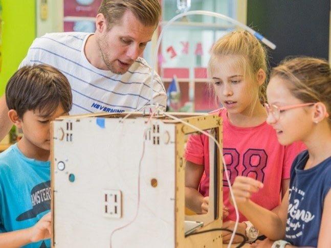 Hollandse School Skills