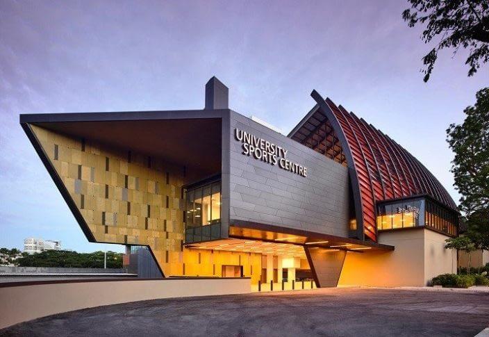 NUS University Sports Centre