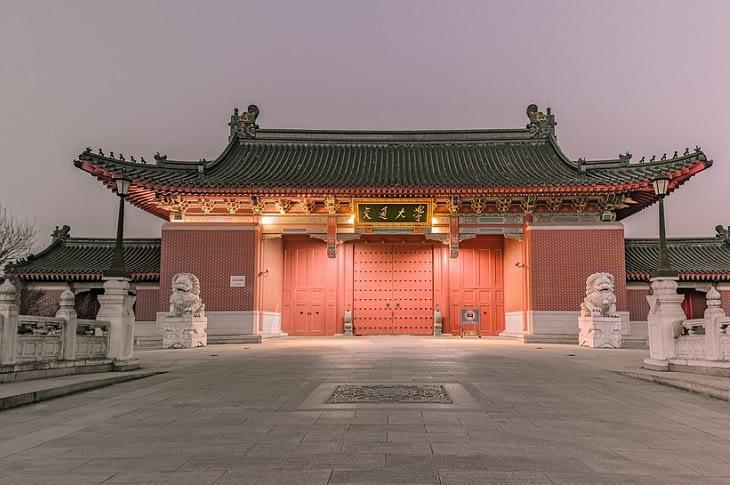 ff 3b6e7a6a52b43e2a978e3798b706896e ff SJTU in the evening 730x485 - Shanghai Jiao Tong University